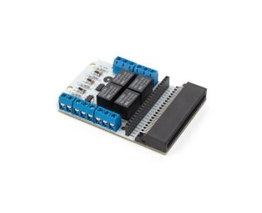 Module 4 relais pour micro:bit VMM400