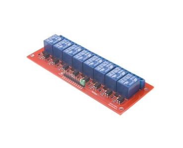 Module 8 relais 5 Vcc GT1116