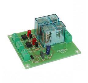 Module à 2 relais T5