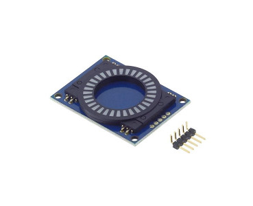 Module circulaire à leds bleues MR4131D