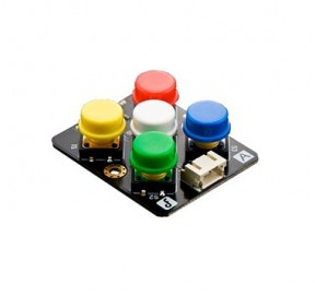 Module clavier 5 touches Gravity DFR0075