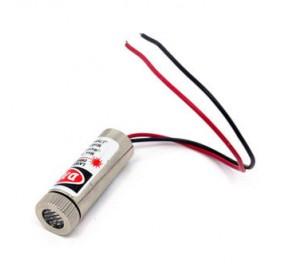 Module laser ligne rouge