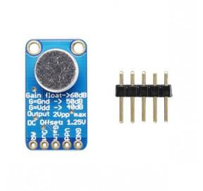 Module micro amplifié MAX9814 ADA1713