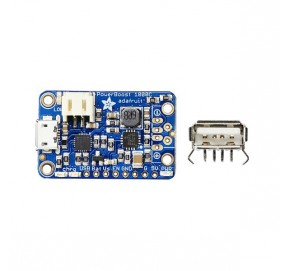 Module PowerBoost 1 A pour accu LiPo