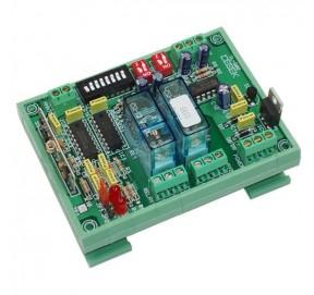 Recepteur codé HF 2 canaux Module TL502