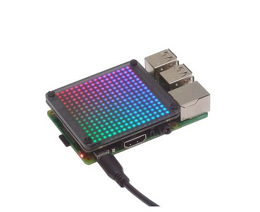 Module Unicorn HAT HD PIM273 (livré sans Raspberry Pi)