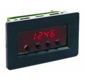 Horloge à led avec sortie alarme Module VM163