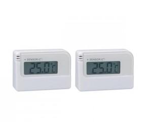 Deux modules thermomètres PM007T