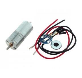 Motoréducteur 34:1 + encodeur RS003
