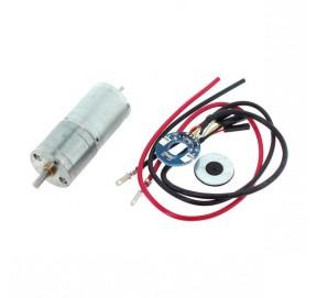 Motoréducteur 75:1 + encodeur RS003