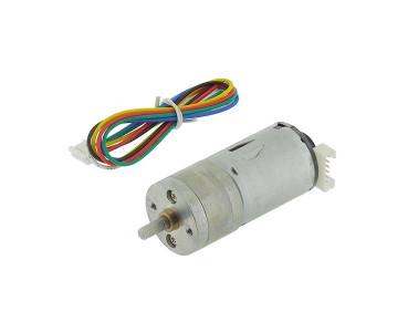 Motoréducteur + encodeur FIT0522