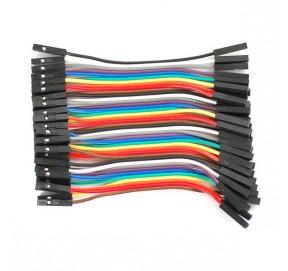 Nappe de 40 câbles de connexion F/F BBJ7