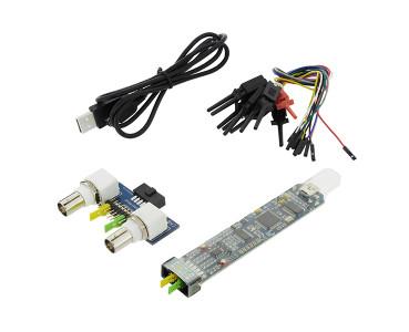 Oscilloscope + générateur de fonctiosn USB BS05P