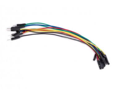 Pack de 10 câbles de connexion M/F BBJ11
