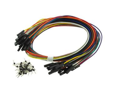 Pack de 20 câbles de connexion universels BBJ24