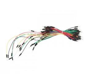 Pack de 65 câbles de connexion M/M BBJ14