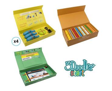 Pack éducatif 3DOODLER