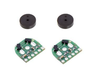 Paire d'encodeurs magnétiques 3081