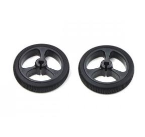Paire de roues 32 x 7 mm 1087