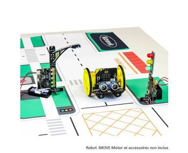 Piste pour robots :MOVE 46165 (robot  et accessoires non inclus)