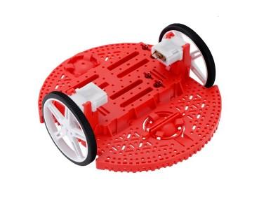 Plateforme Romi rouge 3502