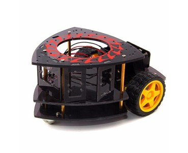 Plateforme Tricycle Bot (montée)