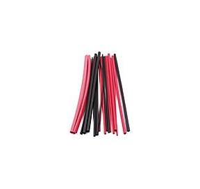 Pochette de gaine thermo rouge et noire