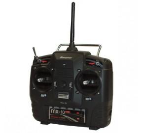 Radiocommande 5 voies MX10