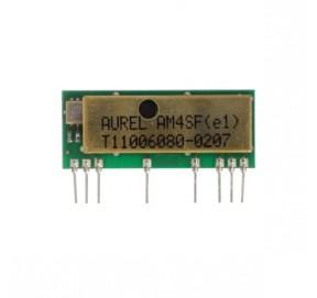Récepteur AM superhétérodyne 433 MHz