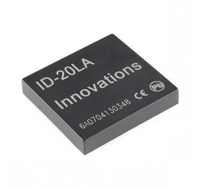 Récepteur RFID 180 mm 125 kHz ID-20LA