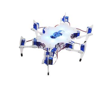 Robot Hexapod STEMI