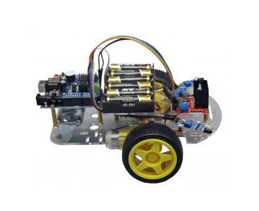 Robot éviteur d'obstacles C9876