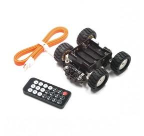 Robot MiniQ 4WD + télécommande