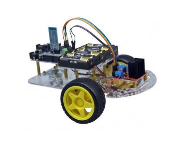 Robot piloté par Bluetooth C9878