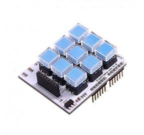 Shield clavier Arduino EF02014