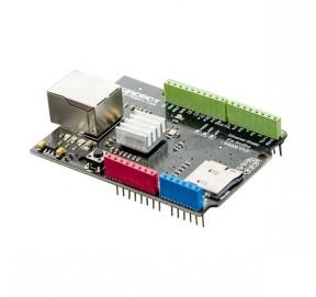 Shield ethernet W5200 + SD DFR0272