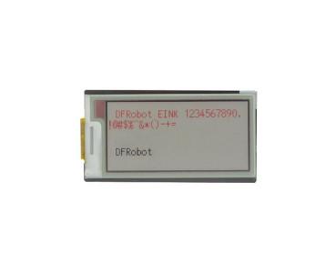 Shield FireBeetle ePaper DFR0531