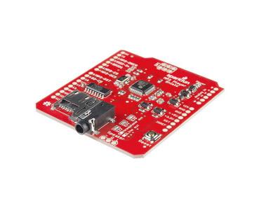 Shield lecteur MP3 DEV-12660