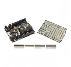 Base Picaxe 28X2 pour shield Arduino