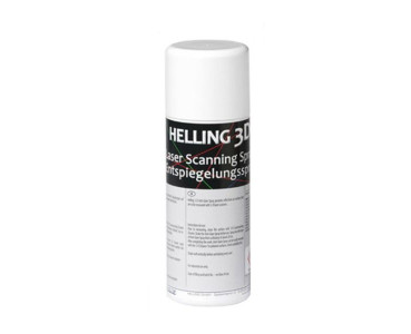 Spray matifiant pour Scanner 3D 3DMAT