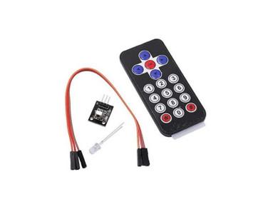 Télécommande IR GT017
