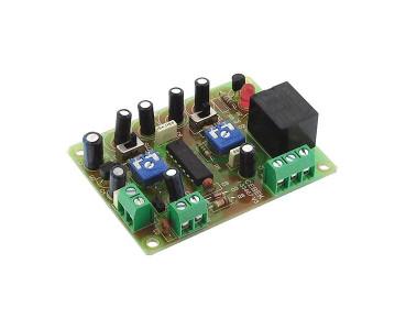 Temporisateur retardateur 12Vcc Module I33