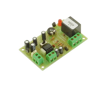 Temporisation sur relais 12V Modules I1-I2-I3