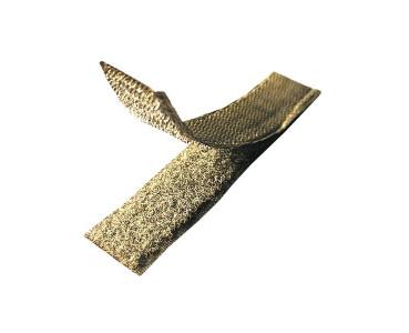 Velcro conducteur 10cm Hook & Loop