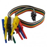 10 câbles de connexion vers grippe-fils GT07161
