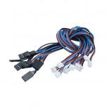 10 câbles pour capteurs analogiques Gravity