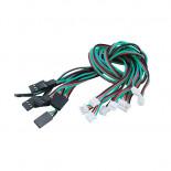 10 câbles pour capteurs digitaux Gravity