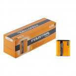 10 piles alcalines Duracell 4,5V