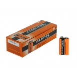 10 piles alcalines Duracell 9V