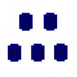 5 plaques de montage SD25B